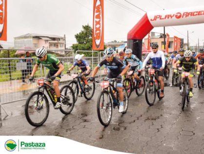 """411 ciclistas de varias provincias del Ecuador y el vecino país de Colombia, participan en la competencia de cross country maratón """"La Ruta del Guerrero"""""""