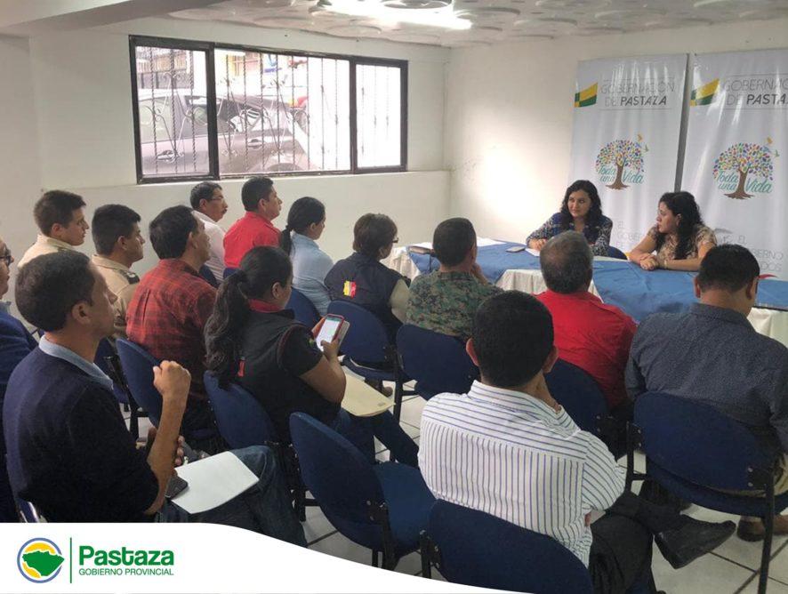 Con el objetivo de presentar el Plan de Contingencia programado para este feriado del 24, 25 y 26 de mayo, se realizó la reunión de los integrantes de la Mesa 5 provincial