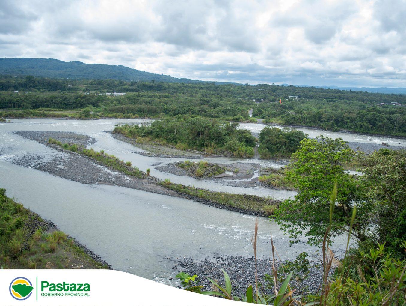 Inspección técnica multidisciplinaria con el objetivo de verificar el estado de la cuenca del Río Pastaza tanto en la orilla correspondiente a Pastaza como la perteneciente a Morona Santiago
