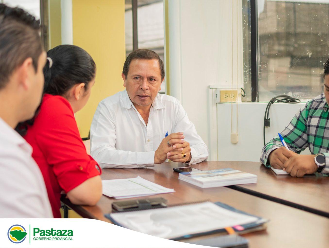 Reunión de trabajo con Secretaria Técnica de la Amazonía