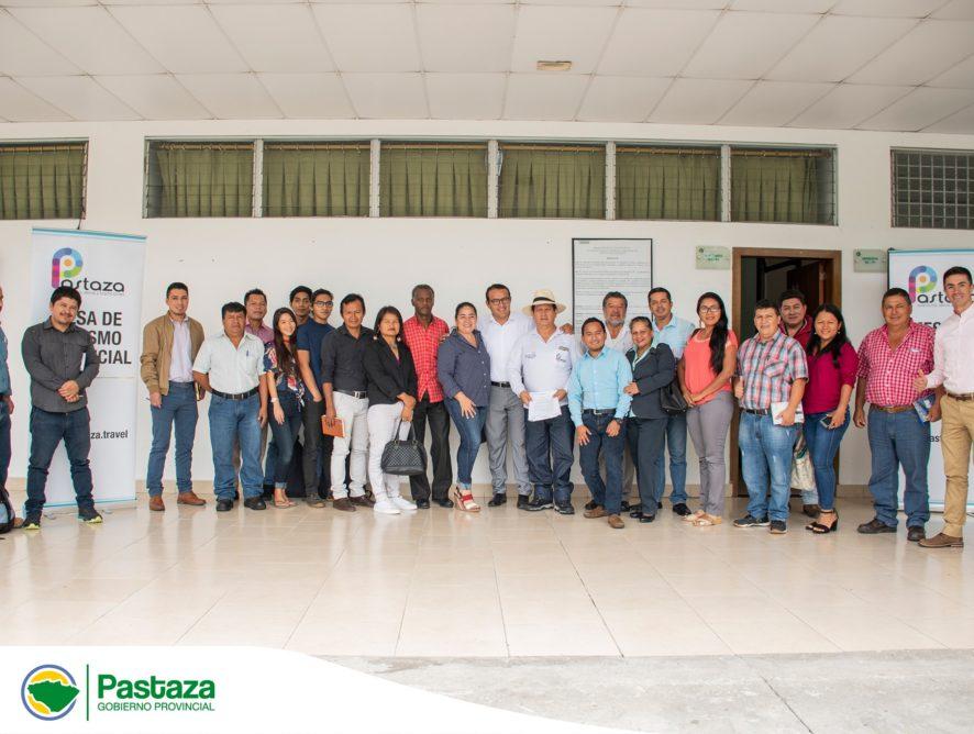 Reunión con la Mesa Provincial de Turismo Provincial