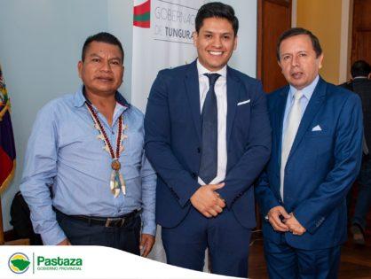 Encuentro de Prefectos y Alcaldes en el Banco de Desarrollo de Ecuador BDE