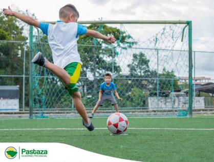 Niños, niñas y adolescentes reciben formación deportiva