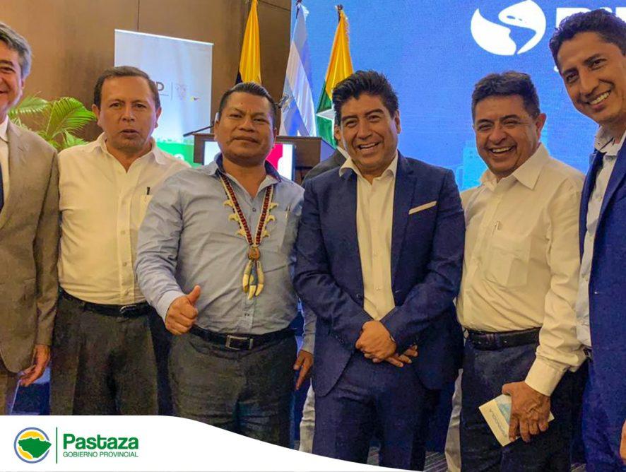 """Prefecto Provincial participa en la ciudad de Guayaquil en foro denominado """"Mecanismo de Financiamiento y Modelos de APP para Gobiernos Locales"""""""
