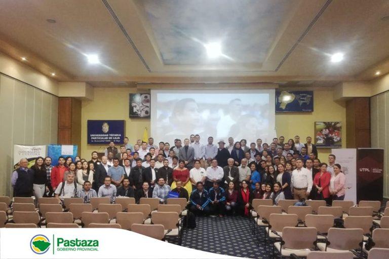 Intercambio de experiencias sobre la Gestión de Recursos Hídricos y Protección de Fuentes de Agua en Ecuador, Colombia, Perú y Bolivia