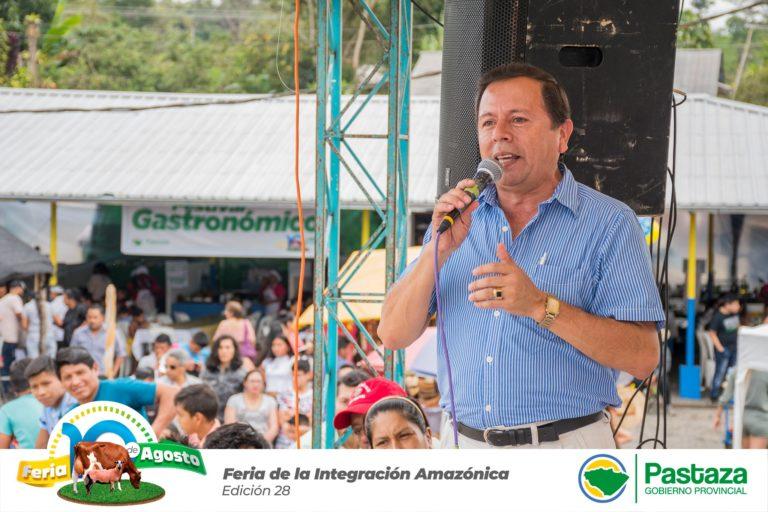 La Feria de la Integración Amazónica Diez de Agosto 2019 cerró su Vigésima Octava Edición