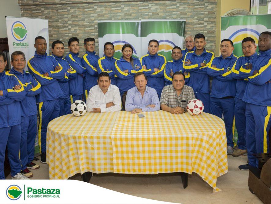 Fomento a las Prácticas Deportivas Recreaciones en los Grupos de Atención Prioritaria de la Provincia de Pastaza