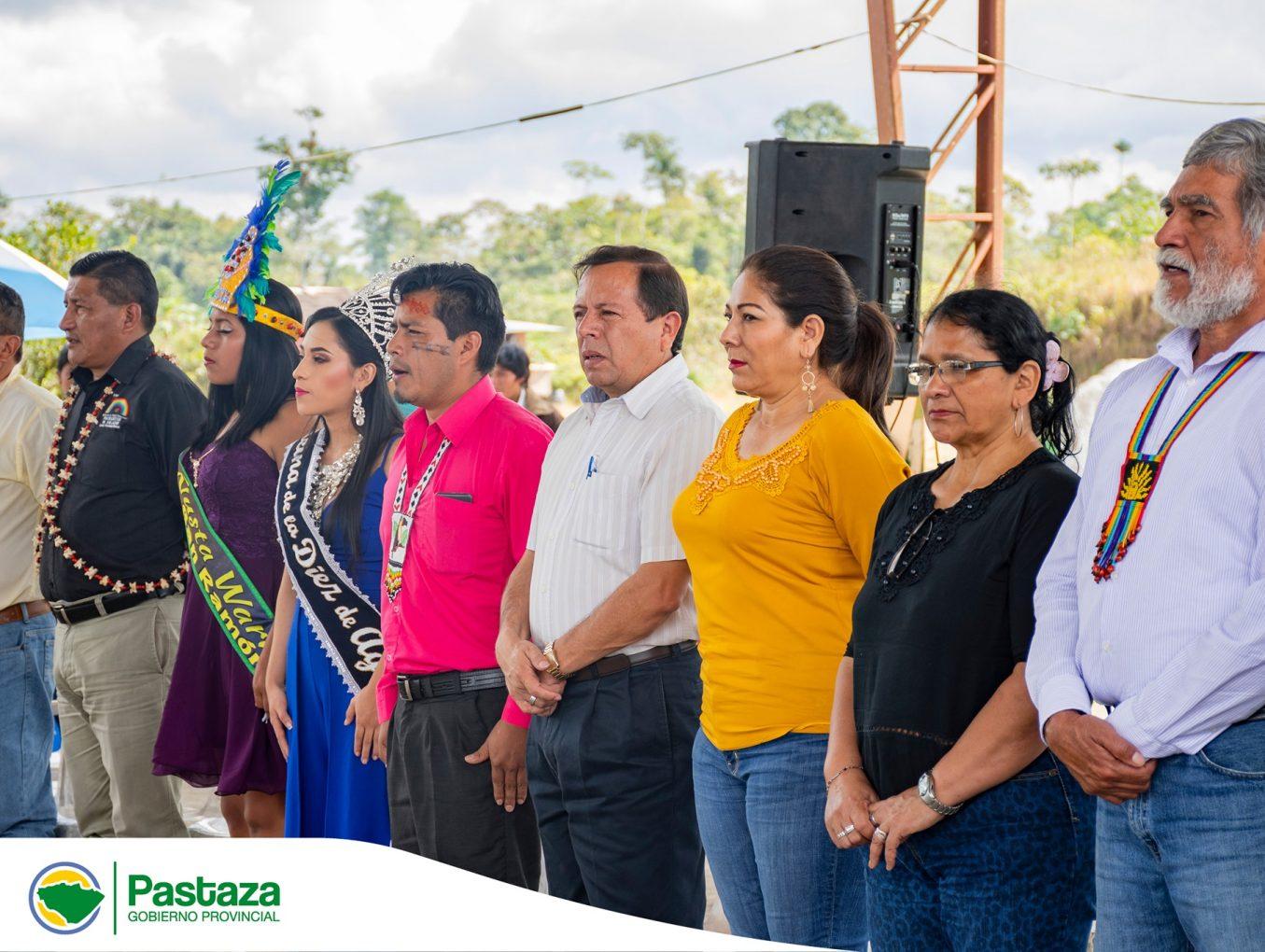 Prefecto Provincial, participó de la Sesión Solemne Conmemorativa por el Cuadragésimo Noveno Aniversario de Vida Organizativa de la comunidad San Ramón.