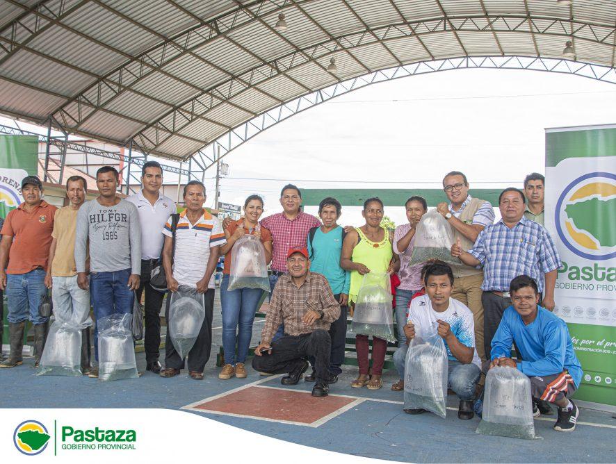 Impulsamos la producción piscícola en la provincia!