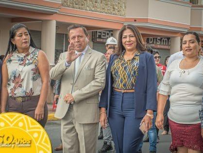 Resumen fiestas por los 60 años de provincialización de Pastaza.