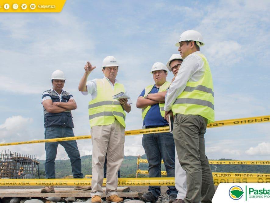 Inspección de ejecución del Proyecto de los Hangares.