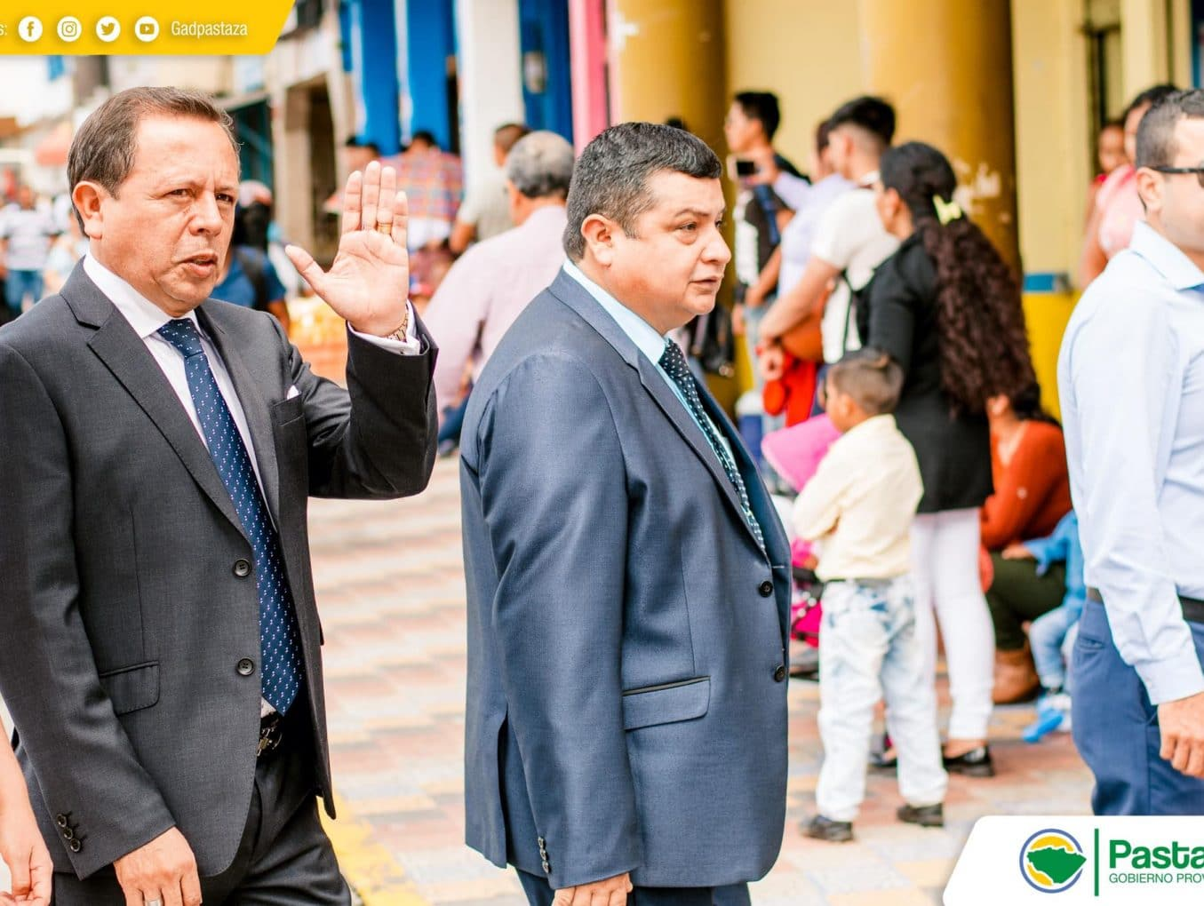 Desfile Cívico y Sesión Solemne Conmemorativa por los 53 años de parroquialización Shell.