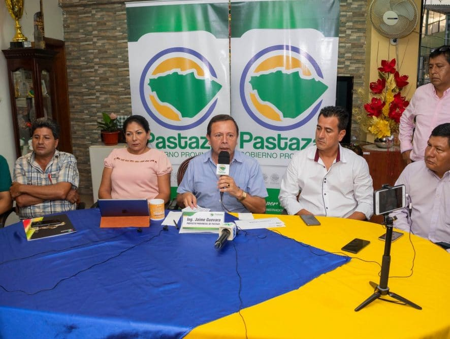 Rueda de Prensa.
