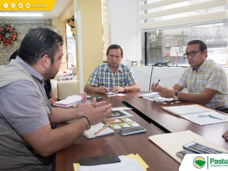 Reunión de socialización y programación de actividades conjuntas en territorio.