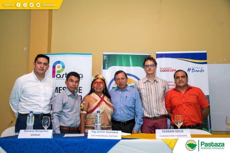 GADPPz firmó convenio de cooperación con CODESPA para impulsar el Turismo sostenible.