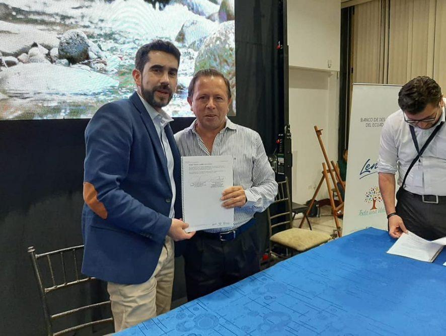 Pastaza recibe 4'007.000,oo correspondientes a la devolución del IVA.