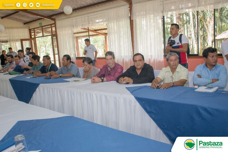 Reunión de trabajo de la Mesa de Turismo.
