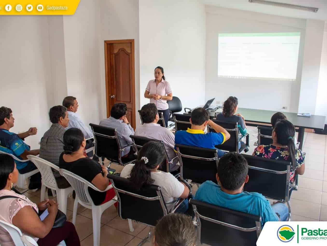Preparación de Rendición de Cuentas 2019.