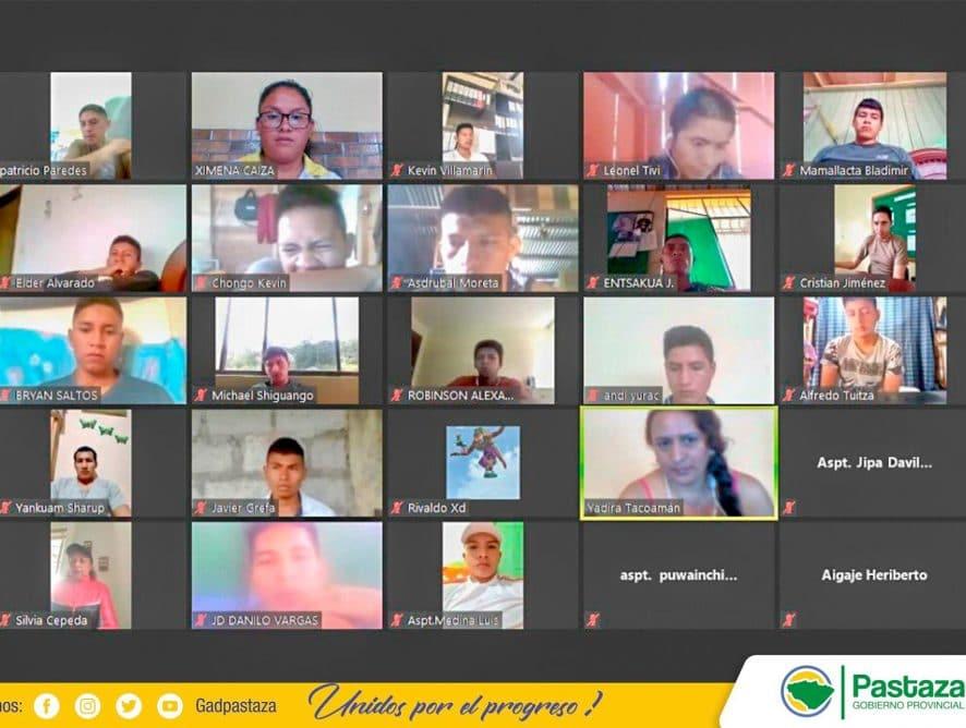 Gestión Ambiental realizó ciclo de conferencias virtuales.