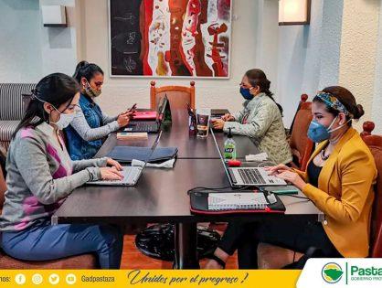Emprendimientos de Pastaza participaron de feria internacional virtual