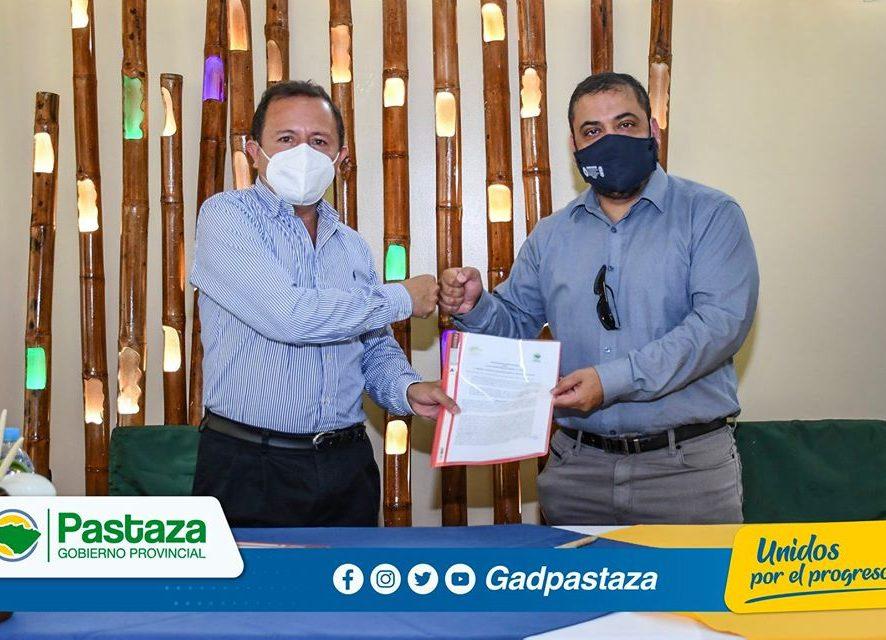 Se constituyó el Directorio para el Desarrollo integral del Bambú en Pastaza!