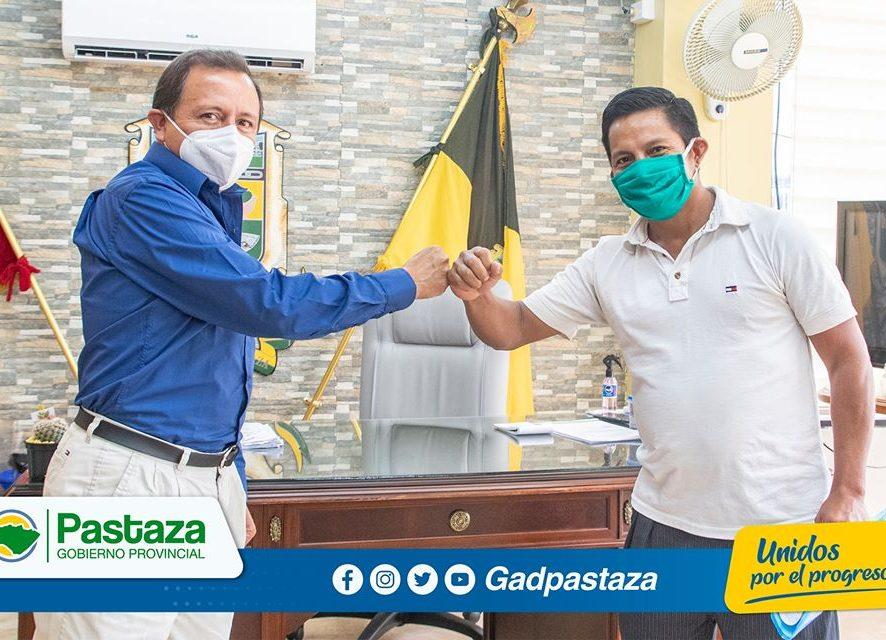 Ciudadano de Chuwitayo agradece por mantenimiento vial