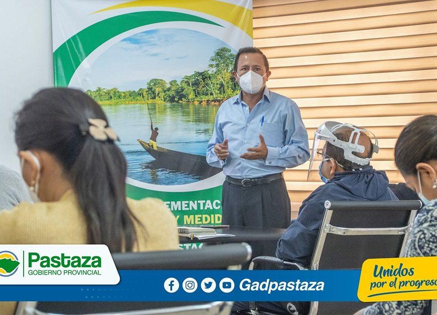 GADPPz prepara Presupuesto 2021