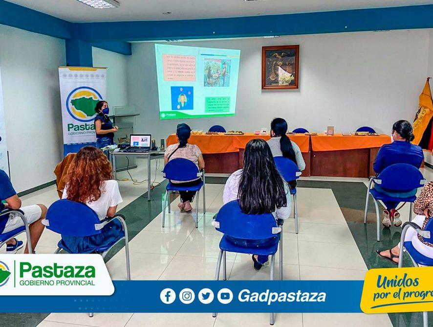 ¡Técnicos de la Prefectura de Pastaza y GADs Parroquiales realizaron socialización de protocolos de Bio-seguridad!