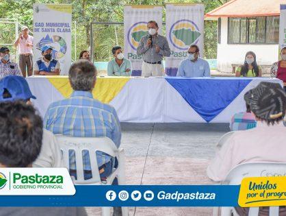 ¡Se inauguró Escuela de Campo Ganadera en el cantón Santa Clara!