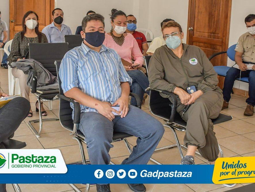 ¡Prefectura de Pastaza prepara informe para rendición de cuentas 2019!