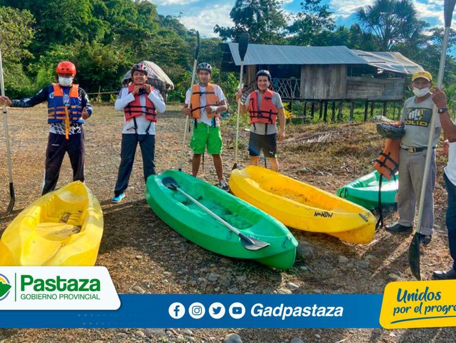 ¡Los deportes de aventura serán parte de la reactivación turística en la 10 de Agosto!