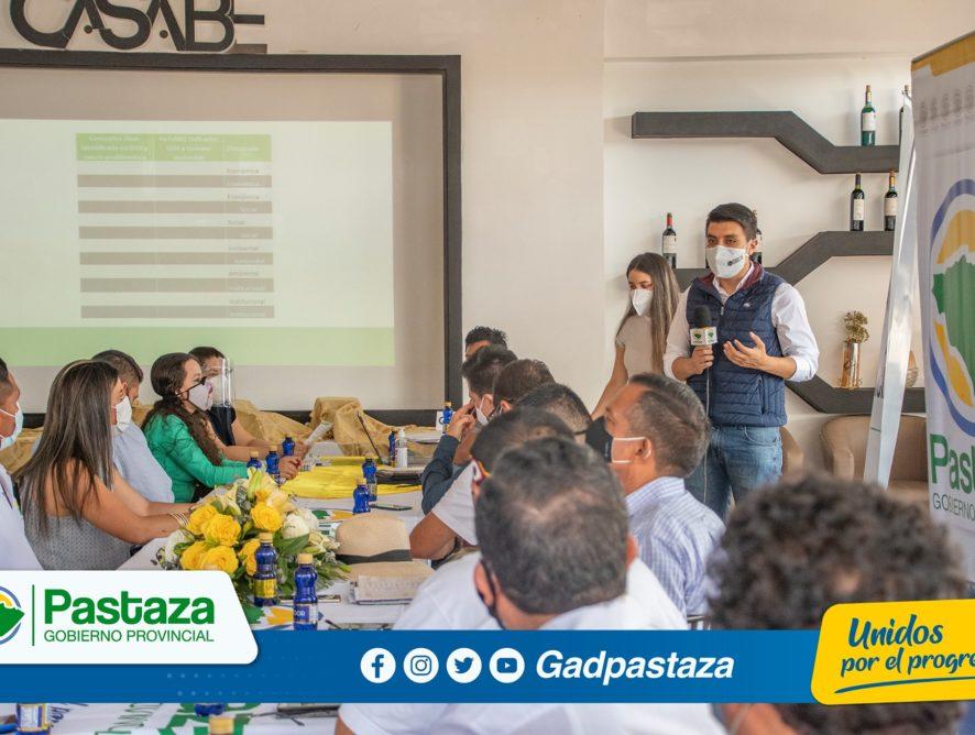 ¡Mesa de Turismo aprobó insignia de local bioseguro para impulsar el turismo de Pastaza!