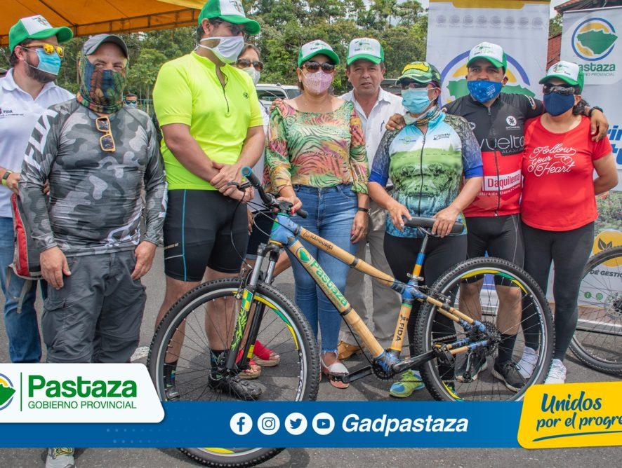 ¡Cada vez somos más, ciclo ruta reto Fátima!
