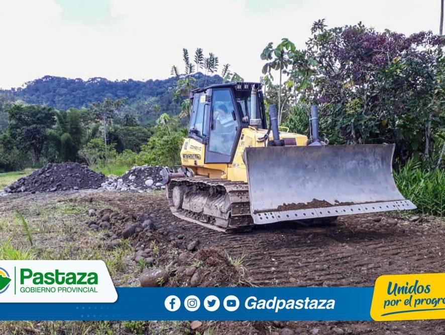 La Prefectura de Pastaza, brinda apoyo al sector rural de la provincia para impulsar el desarrollo productivo?? y turístico