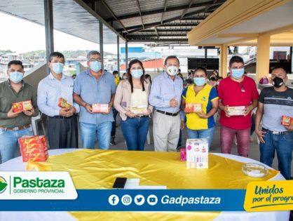 ¡Pausa activa, reafirma amistad y compañerismo entre el personal de la Prefectura de Pastaza