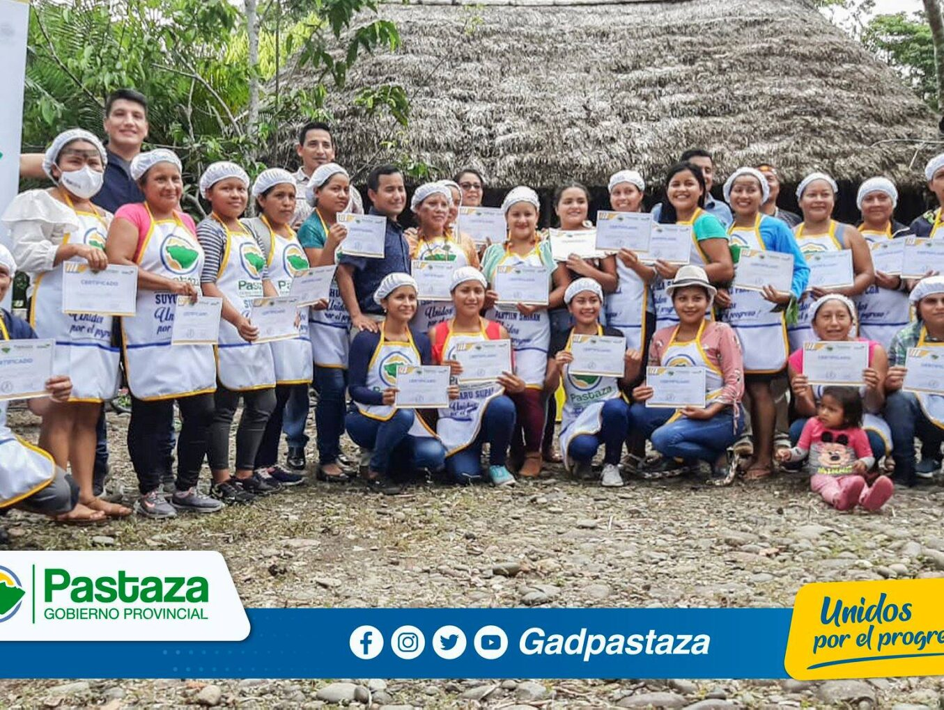 Emprendimientos turísticos de Arajuno recibieron capacitación en gastronomía amazónica.