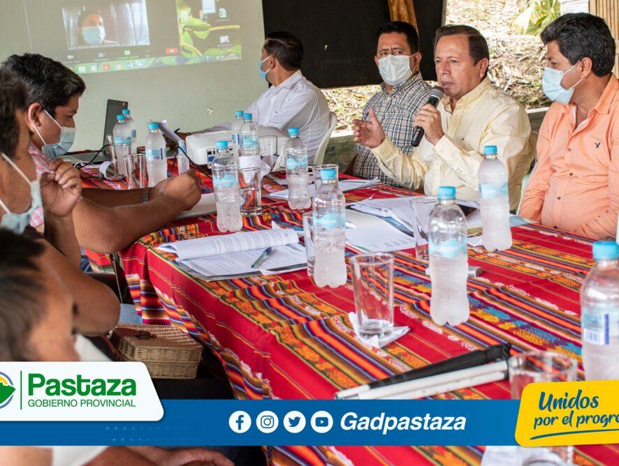 Consejo de Planificación Provincial dio conformidad al informe de cumplimiento de metas del tercer trimestre