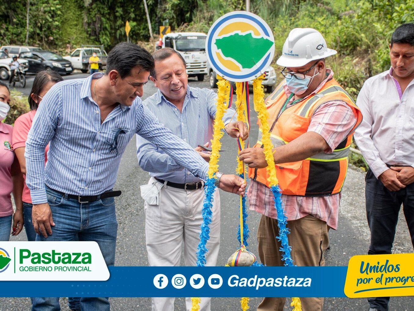 Se iniciaron trabajos de construcción del puente sobre el Río Indillama en Pomona