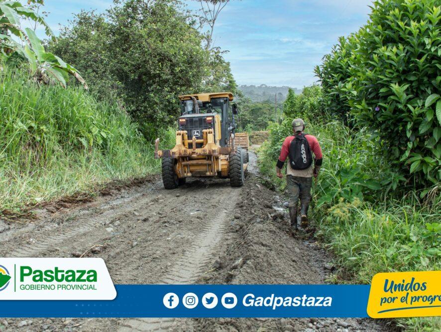 ¡En el 2021 el mantenimiento vial de la provincia no se detiene!