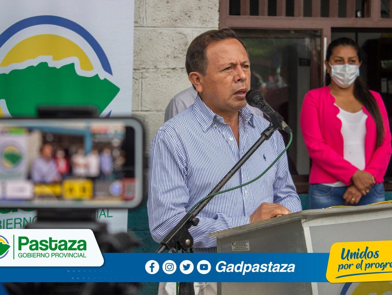 ¡El Minuto Cívico resaltó el Día de la Amazonía!