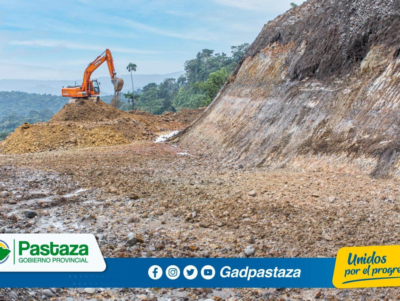 ¡A buen ritmo sigue la construcción del asfaltado de la vía Ilipi!