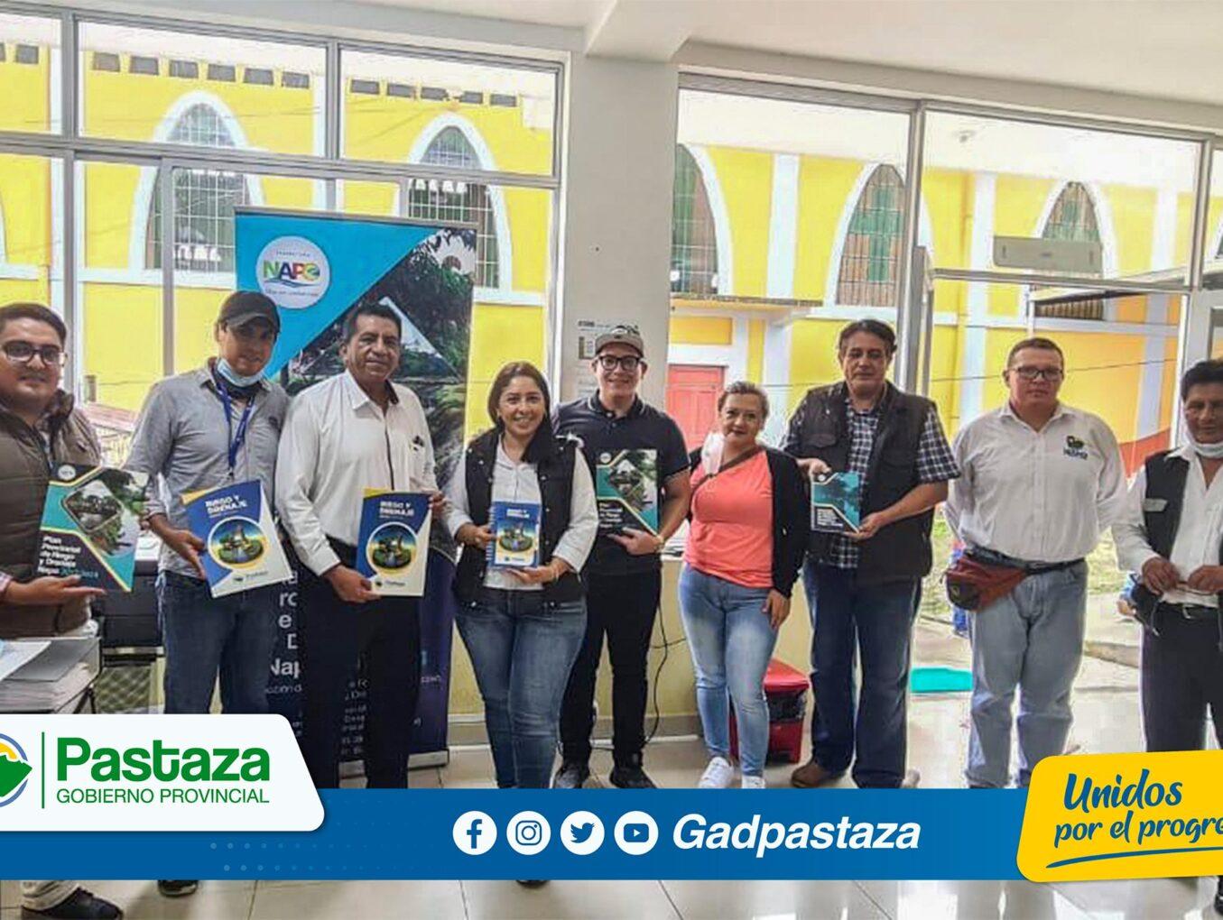 ¡Intercambio de conocimientos sobre Riego y Drenaje se realizó en la provincia de Napo!