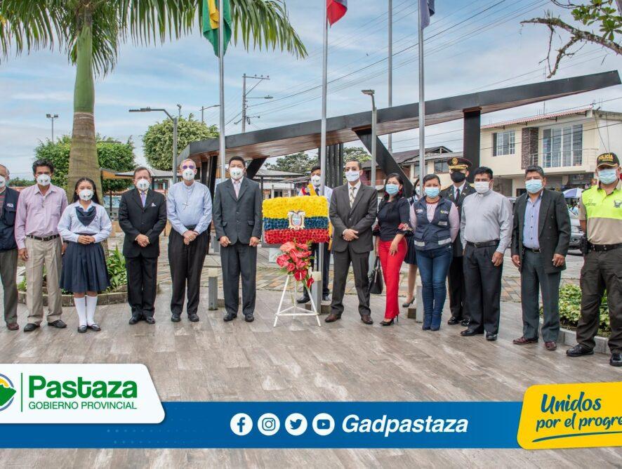 ¡Prefecto participó de varios actos realizados en conmemoración de los 66 años de Parroquialización de Tarqui!