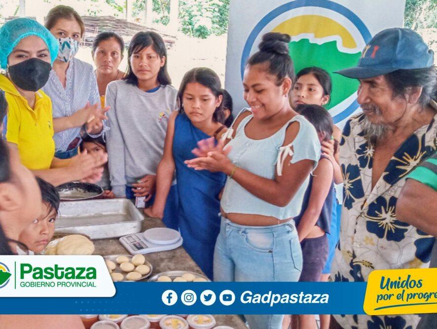 ¡En San Ramón, se capacitó a productores en la elaboración de mermeladas!