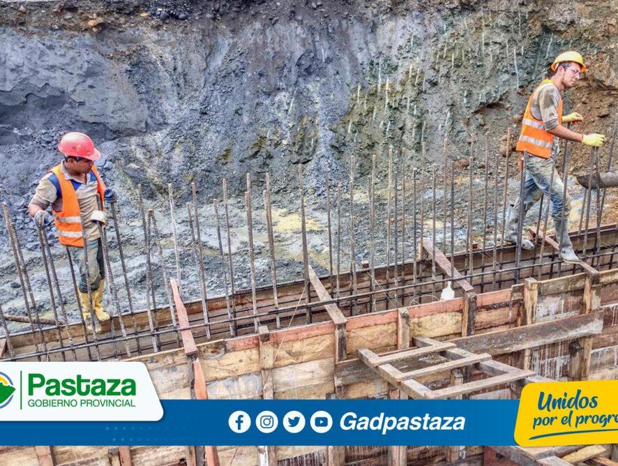 Realizamos seguimiento, control y monitoreo ambiental a obras que ejecuta la Prefectura de Pastaza
