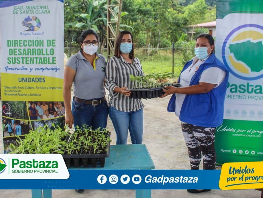 ¡En Santa Clara entregamos hortalizas a padres de familia del CDI Los Pulgarcitos!