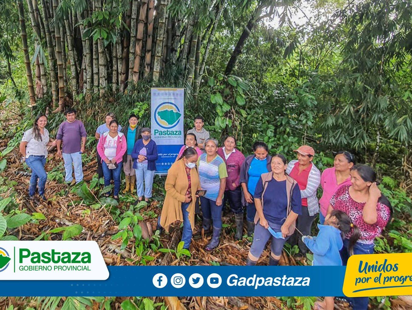 ¡Capacitación sobre el manejo del bambú se realizó en comunidades de Pastaza!