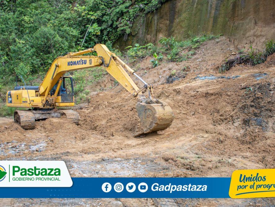 ¡Iniciamos trabajos de  mantenimiento  en la vía Juan de Velasco!