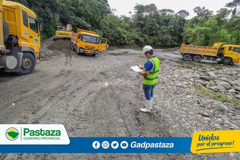 Prefectura realiza seguimiento de actividades de extracción minera en Veracruz