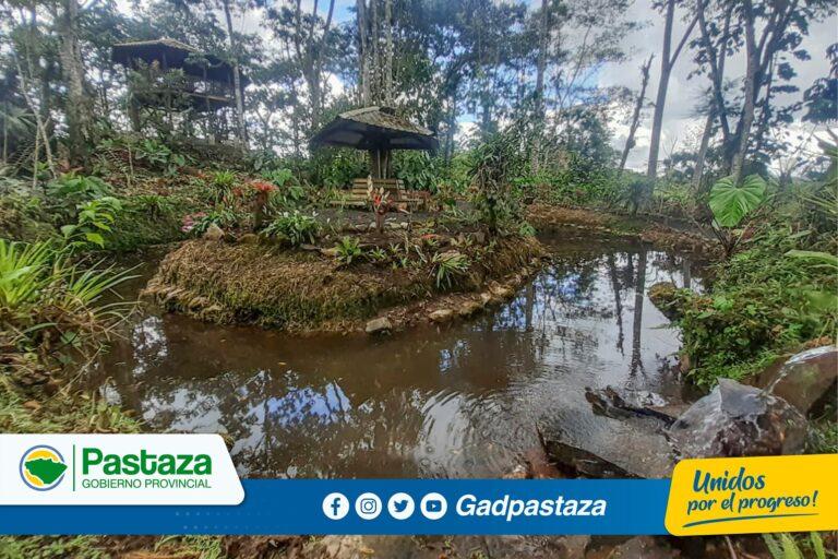 ¡Se realizaron trabajos de restauración de la laguna Turúm!
